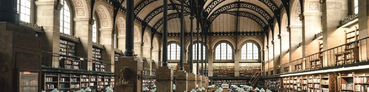 サント=ジュヌヴィエーヴ図書館