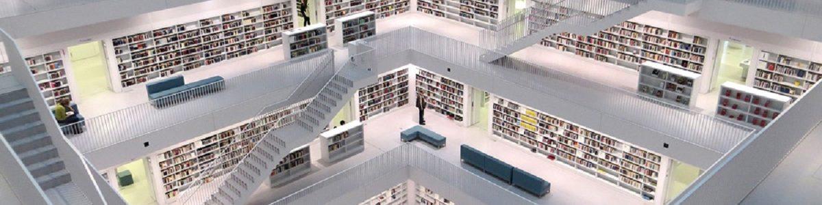 シュトゥットガルト市立図書館