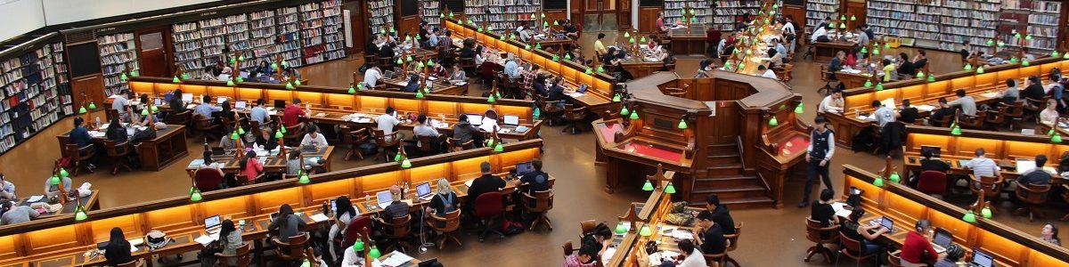 ビクトリア州立図書館