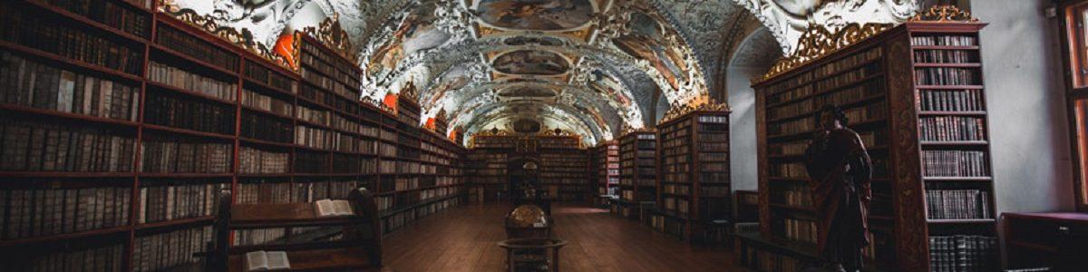 クレメンティヌム図書館